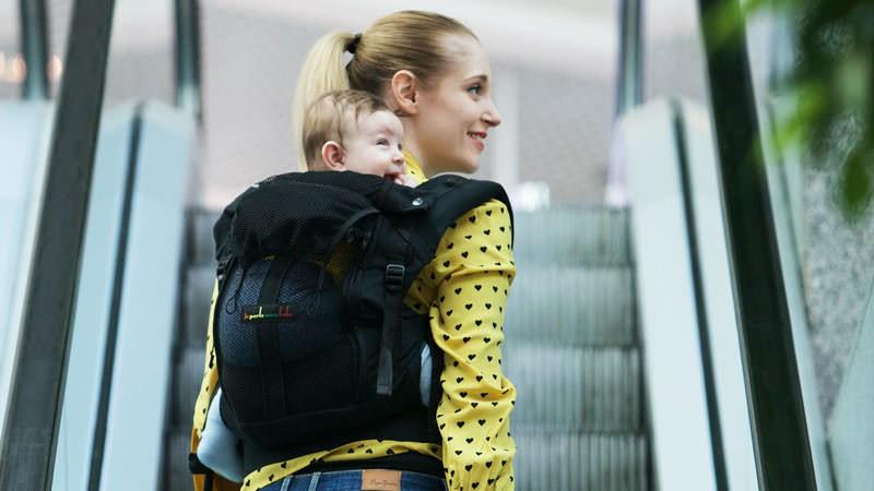 Comment porter son bébé ?