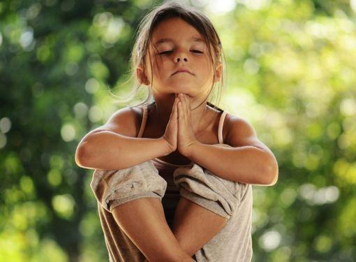 La méditation chez l'enfant