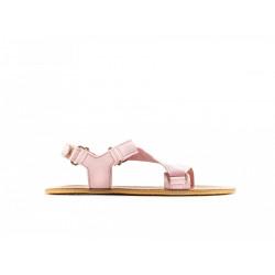 Chaussure cuir barefoot Sandales Be Lenka Rose