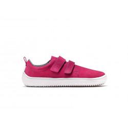 Chaussure cuir Barefoot enfant Be Lenka Jolly - Rose Foncée