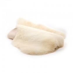 Semelles en peau de mouton