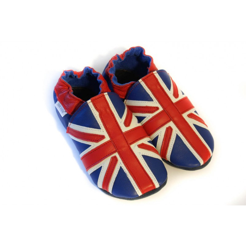 Unisexe Adults /'mise à la terre Chaussons De Luxe Véritable Daim Made in the UK