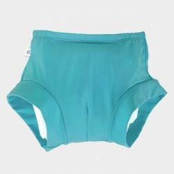 Couche lavable Hamac Boxer qui s'enfile Turquoise