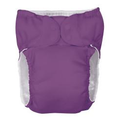 Couche lavable 32-55 kg Bigger Bumgénius Violette