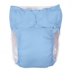 Couche lavable 32-55 kg Bigger Bumgénius Bleue