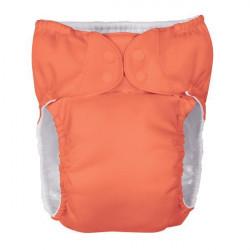Couche lavable 32-55 kg Bigger Bumgénius orange