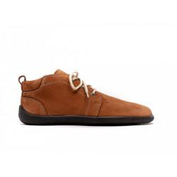 Chaussure cuir Barefoot Be Lenka Cognac