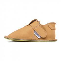 P'tit scratch Savanna chaussure cuir souple