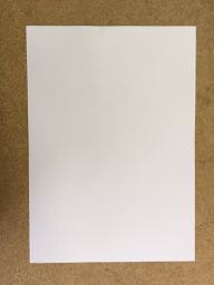 Feuille blanche A4