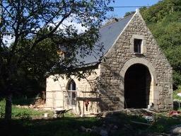 Maison écologique Morbihan