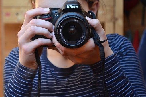appareil photo réflexe